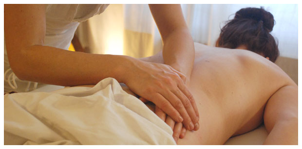 massagetechniken rücken sexy massage
